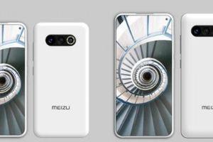 Lộ thiết kế cụm 5 camera của Meizu 17 5G và 17 Pro 5G