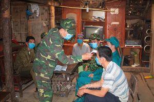 Những người ngày đêm chốt chặn, kiểm soát dịch COVID-19 nơi tuyến đầu Tổ quốc