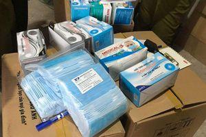 Buôn lậu khẩu trang y tế, khai báo y tế không đầy đủ bị xử phạt
