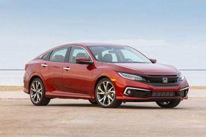 Top 10 xe hơi tiết kiệm nhiên liệu nhất năm 2020: Gọi tên Honda Civic