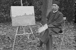 Khám phá về vị vua yêu nước bị đày ở Algerie: Tập vẽ trở thành nhà hội họa