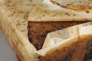 Bí ẩn về chiếc bánh nướng 'ra lò' từ 100 năm trước mà vẫn có thể ăn được