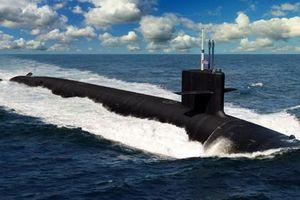 Tàu ngầm tên lửa đạn đạo thế hệ mới của Mỹ đối diện nguy cơ 'trễ hẹn'