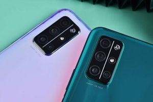 Smartphone 5G, cấu hình 'khủng', pin sạc 40W, giá 7,99 triệu đồng