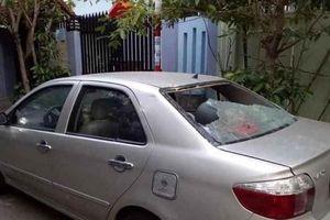 TP Vũng Tàu: Hàng loạt ô tô bị chọi đá và đập phá