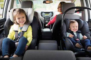 Vì sao cần phải có ghế riêng cho trẻ nhỏ trên ô tô?