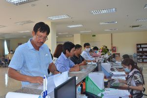 9 thủ tục BHXH thực hiện tại Trung tâm phục vụ hành chính công