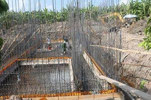 Đầu tư công trình cấp nước sạch cho người dân ở Trường Xuân A