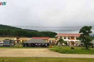 Cách ly 8 người tiếp xúc với BN 166 dương tính SARS-CoV-2 ở Quảng Bình