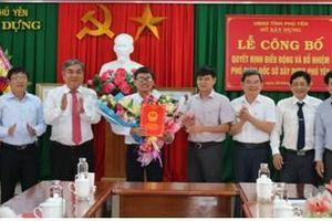 Sở Xây dựng tỉnh Phú Yên có Phó giám đốc mới