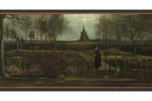 Tranh quý của Van Gogh bị đánh cắp trong mùa dịch Covid-19