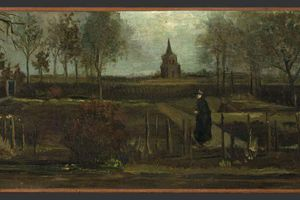 Hà Lan: Tranh Van Gogh bị lấy cắp từ bảo tàng đóng cửa vì dịch