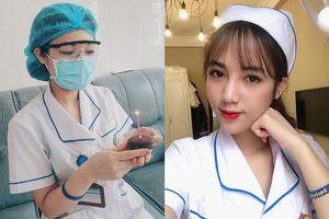 Nữ điều dưỡng BV Bạch Mai và 'sinh nhật đặc biệt nhất' ở khu cách ly
