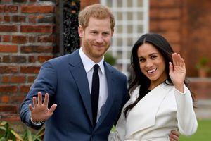 Harry và Meghan Markle chính thức kết thúc cuộc sống hoàng gia ở Anh