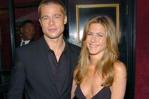 Brad Pitt giới thiệu bạn gái tin đồn với Jennifer Aniston