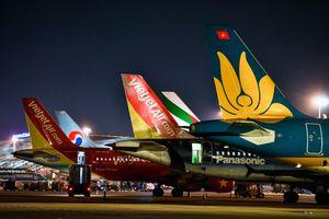 Hàng không dừng vận chuyển khách tới Việt Nam từ 0h ngày 1/4
