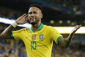 HLV tuyển Brazil đưa ra lời cảnh tỉnh cho Neymar