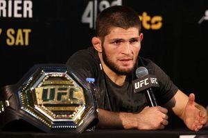 Khabib mắc kẹt ở Nga, UFC 249 có nguy cơ hủy bỏ