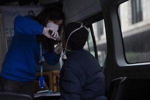 Dịch Covid-19: Ca nhiễm mới tại Italia giảm, Pháp ghi nhận số người tử vong tăng kỷ lục