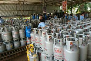Gas giảm giá kỷ lục gần 70.000 đồng/bình