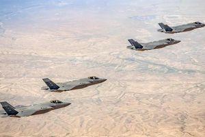 F-35I luyện đòn cùng F-35 Mỹ sau sự cố tại Syria
