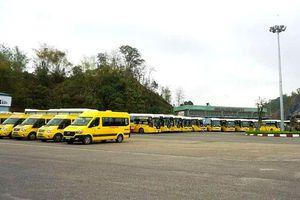 Nhiều địa phương tạm dừng hoạt động vận tải khách công cộng