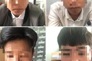 Thiếu niên giúp sức 3 người bạn hiếp dâm 1 cô gái bị khởi tố