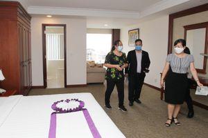 TPHCM có cơ sở nghỉ dưỡng đầu tiên phục vụ y bác sĩ