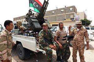 Máy bay Thổ Nhĩ Kỳ bị bắn rơi ở Libya