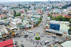 Xin ý kiến nhập ba quận phía đông thành Thành phố Hồ Chí Minh