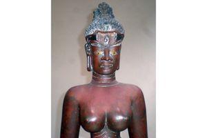 Những bí ẩn chưa có lời giải về bảo pháp tượng thánh Tara
