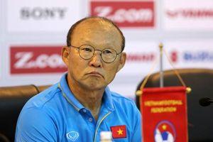 HLV Park Hang Seo có phải giảm lương?