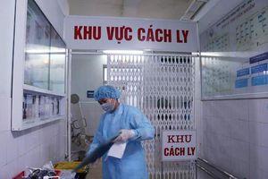 Hà Nội: Điều trị tại khu cách ly, xét nghiệm COVID-19 với bệnh nhân 'về' từ Bạch Mai