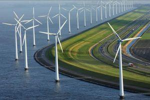 Lĩnh vực điện gió ngoài khơi năm 2019 tăng trưởng mạnh