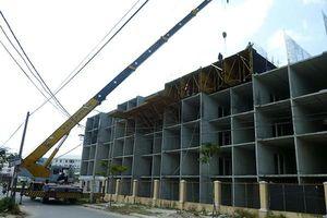Đà Nẵng: Dừng công trình xây dựng nếu không tuân thủ phòng chống dịch