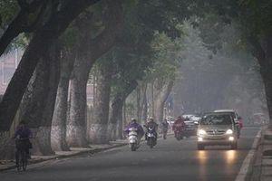Miền Bắc rét kèm mưa phùn, nhiệt độ Hà Nội xuống 18 độ C