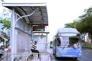 Thành phố Hồ Chí Minh tạm dừng hoạt động xe buýt từ ngày 1/4