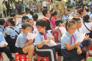 Hướng dẫn điều chỉnh nội dung học kỳ II với cấp Tiểu học