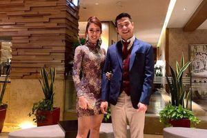 Trương Thế Vinh - Thúy Ngân lên tiếng về tin đồn hẹn hò trên sóng truyền hình