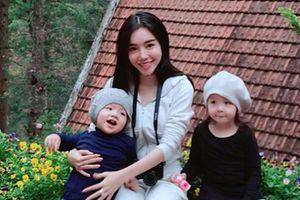 Hậu nghi vấn đổ vỡ hôn nhân, Elly Trần bất ngờ tiết lộ đã lâu lắm rồi không được gặp con