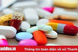 Thuốc Chloramphenicol bị đình chỉ lưu hành