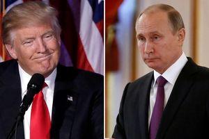 Tổng thống Nga và Tổng thống Mỹ điện đàm