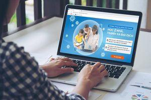Dịch Covid-19: Sinh viên bảo vệ khóa luận trực tuyến tại nhà
