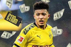 Dortmund hét giá 'khủng' cho Sancho, M.U và Chelsea ngao ngán