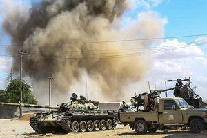 LNA chiếm khu vực quan trọng gần Tripoli sau khi gây thiệt hại nặng lực lượng thân Ankara