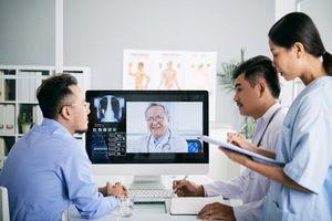 Bức tranh ngành chăm sóc sức khỏe thời đại số