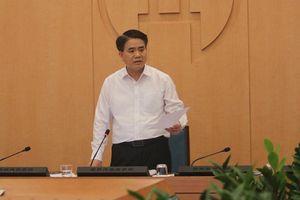 Chủ tịch Hà Nội: Cả thành phố 8 triệu dân chỉ có 300 máy thở