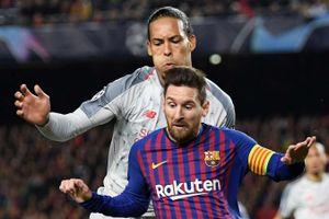 Van Dijk: 'Messi là đối thủ khó chơi nhất tôi từng chạm trán'