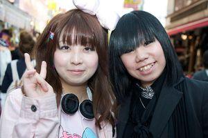 Phụ nữ Nhật Bản trông thế nào khi để mặt mộc ra đường?