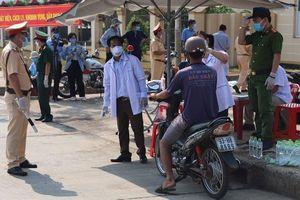 Đắk Nông lập 15 chốt kiểm tra trên các cửa ngõ vào tỉnh